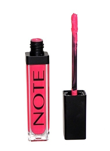 Note Long Wear Mat Lipgloss 406 Sweet Heart 5,5 Ml Renkli